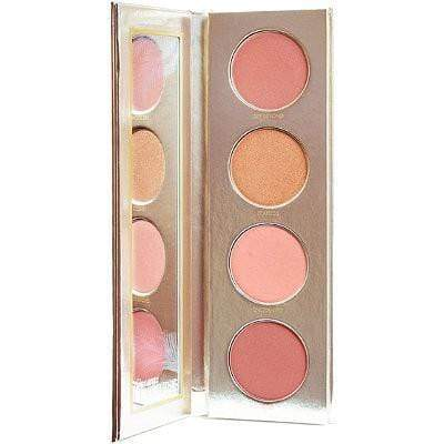 Lorac Beauty and The Beast Cheek Palette, blush, London Loves Beauty