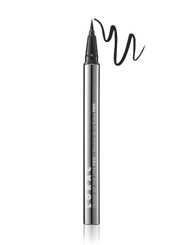 Lorac Front of the Line PRO Liquid Eye Liner: Charcoal, eyeliner, London Loves Beauty