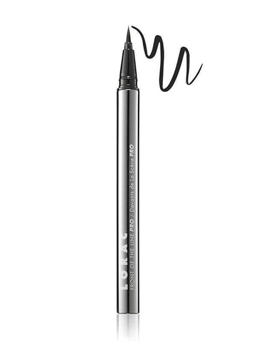 Lorac eyeliner Lorac Front of the Line PRO Liquid Eye Liner: Charcoal