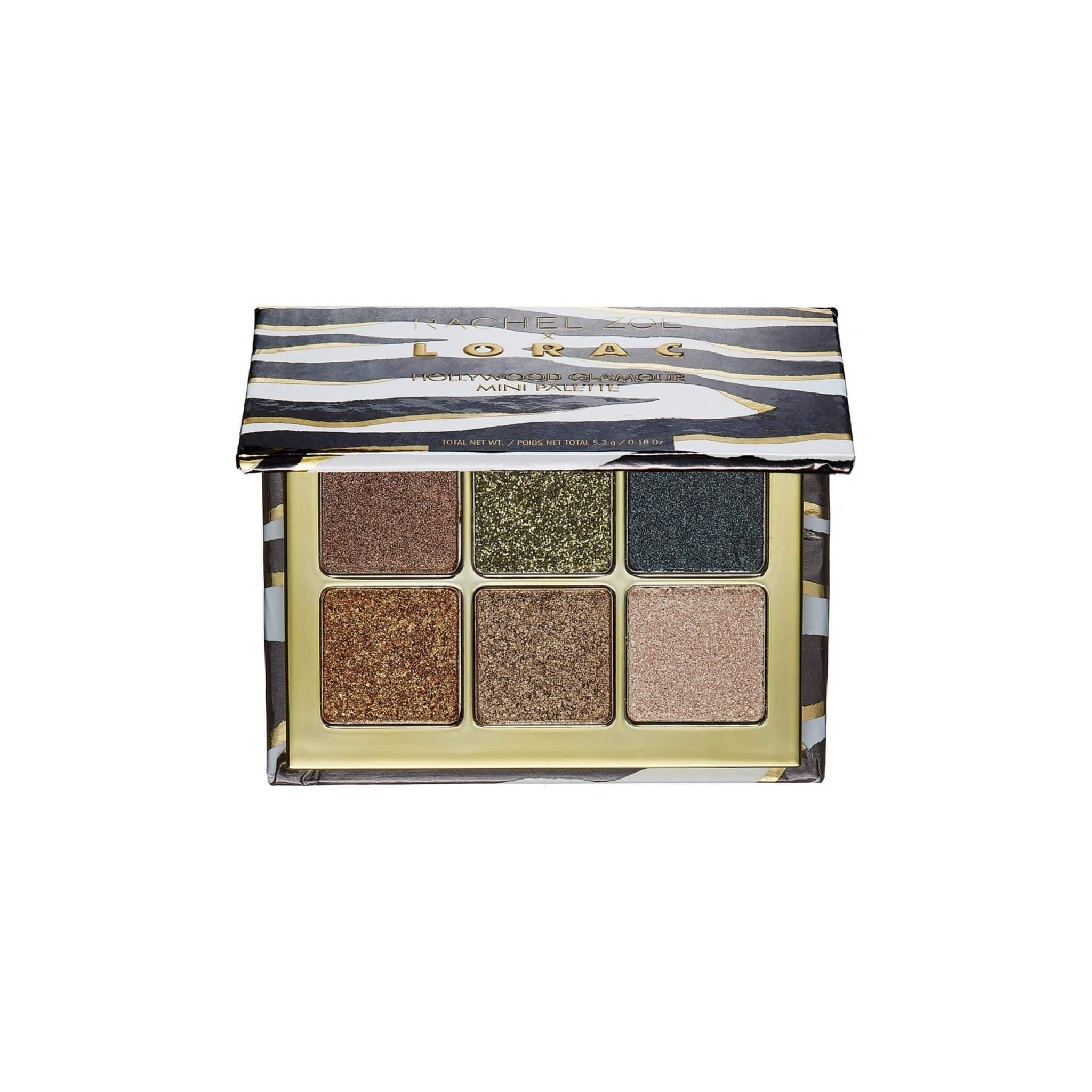 Lorac Eyeshadow RACHEL ZOE X LORAC Hollywood Glamour Mini Palette: Golden Eyes