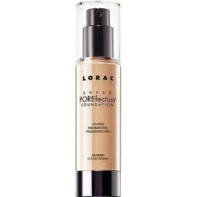 Lorac Sheer POREfection Foundation Light Beige, foundation, London Loves Beauty
