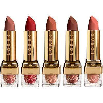 Lorac Lipstick Lorac Beauty and The Beast Lipstick Collection