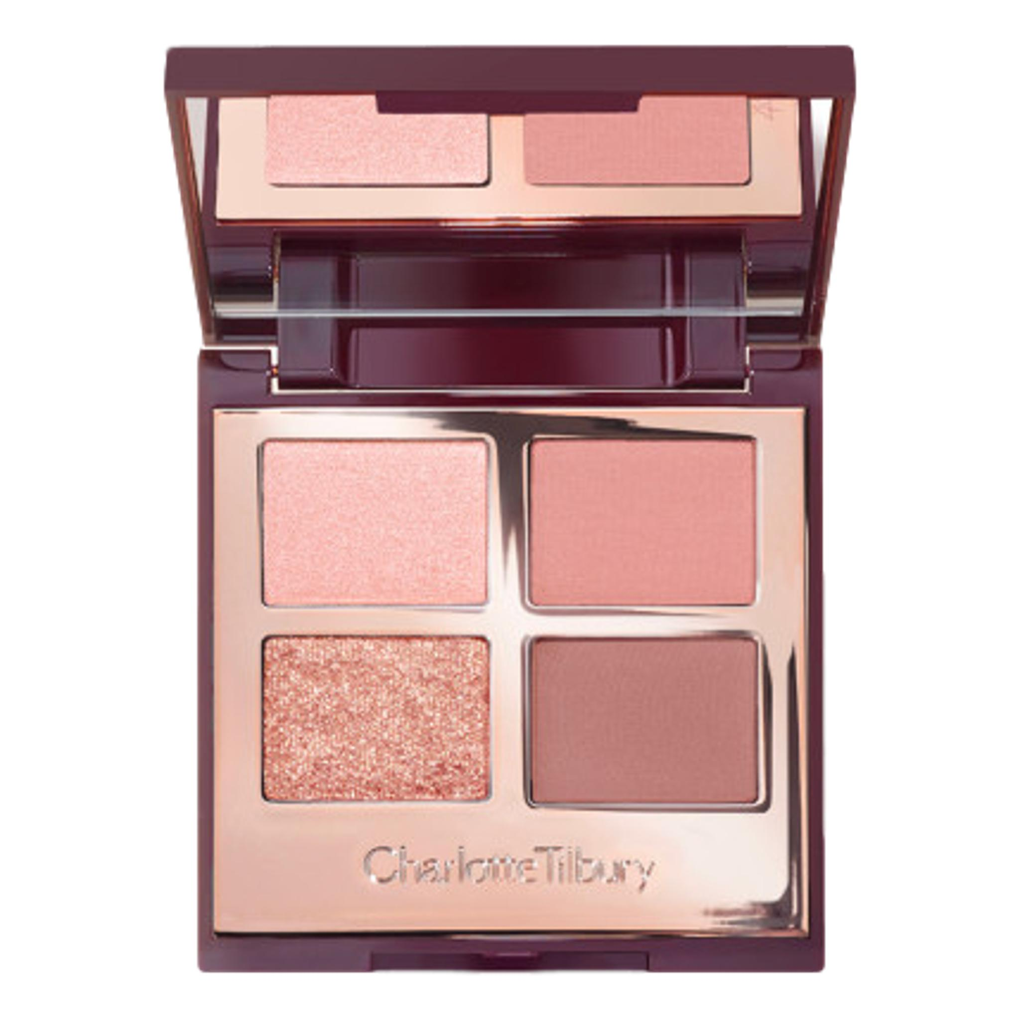 Charlotte Tilbury Luxury Eyeshadow Palette - Pillow Talk, eyeshadow palette, London Loves Beauty