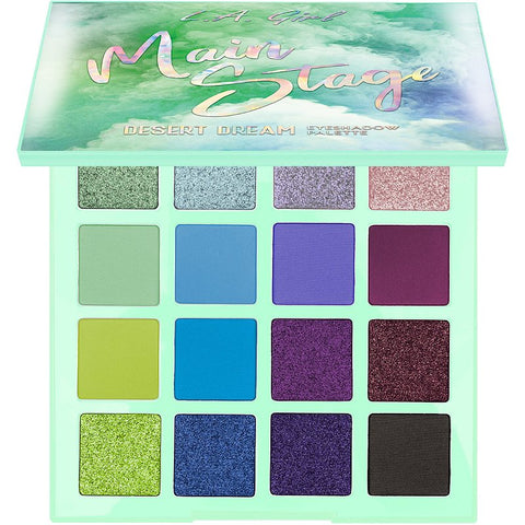 L.A. Girl Desert Dream Eyeshadow Palette - Mainstage
