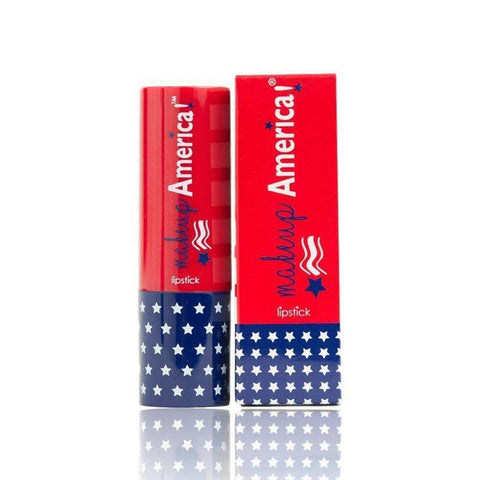 Makeup America! Lipstick MAKEUP AMERICA! Lady Liberty Blue and White Lipstick