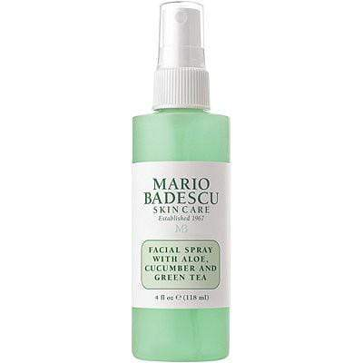 MARIO BADESCU Facial Spray with Aloe, Cucumber and Green Tea 118ml, face mist, London Loves Beauty