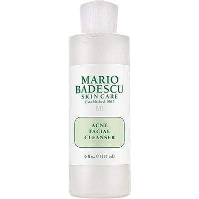 MARIO BADESCU Acne Facial Cleanser, Skin Care, London Loves Beauty