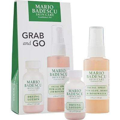 MARIO BADESCU Grab and Go Travel Set, Skin Care, London Loves Beauty