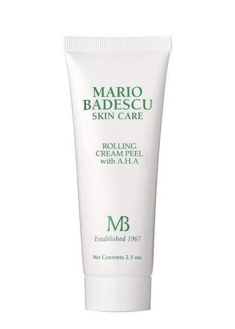 Mario Badescu Rolling Cream Peel With A.H.A, 73ml, Skin Care, London Loves Beauty