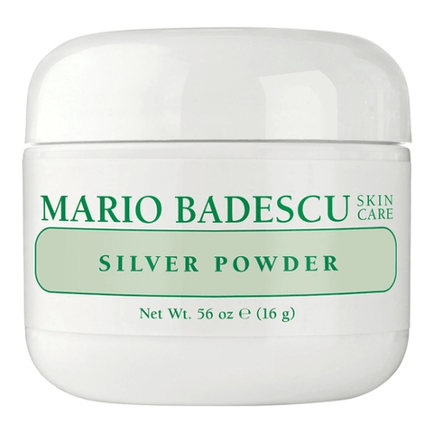 MARIO BADESCU Silver Powder, 16g, Skin Care, London Loves Beauty