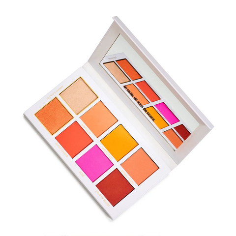 Scott Barnes Chic Cheek No1 Palette, Cheek Palette, London Loves Beauty