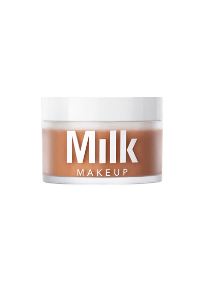 MILK MAKEUP Blur + Set Matte Loose Setting Powder - Translucent Deep 0.87oz | 25g, Setting Powder, London Loves Beauty