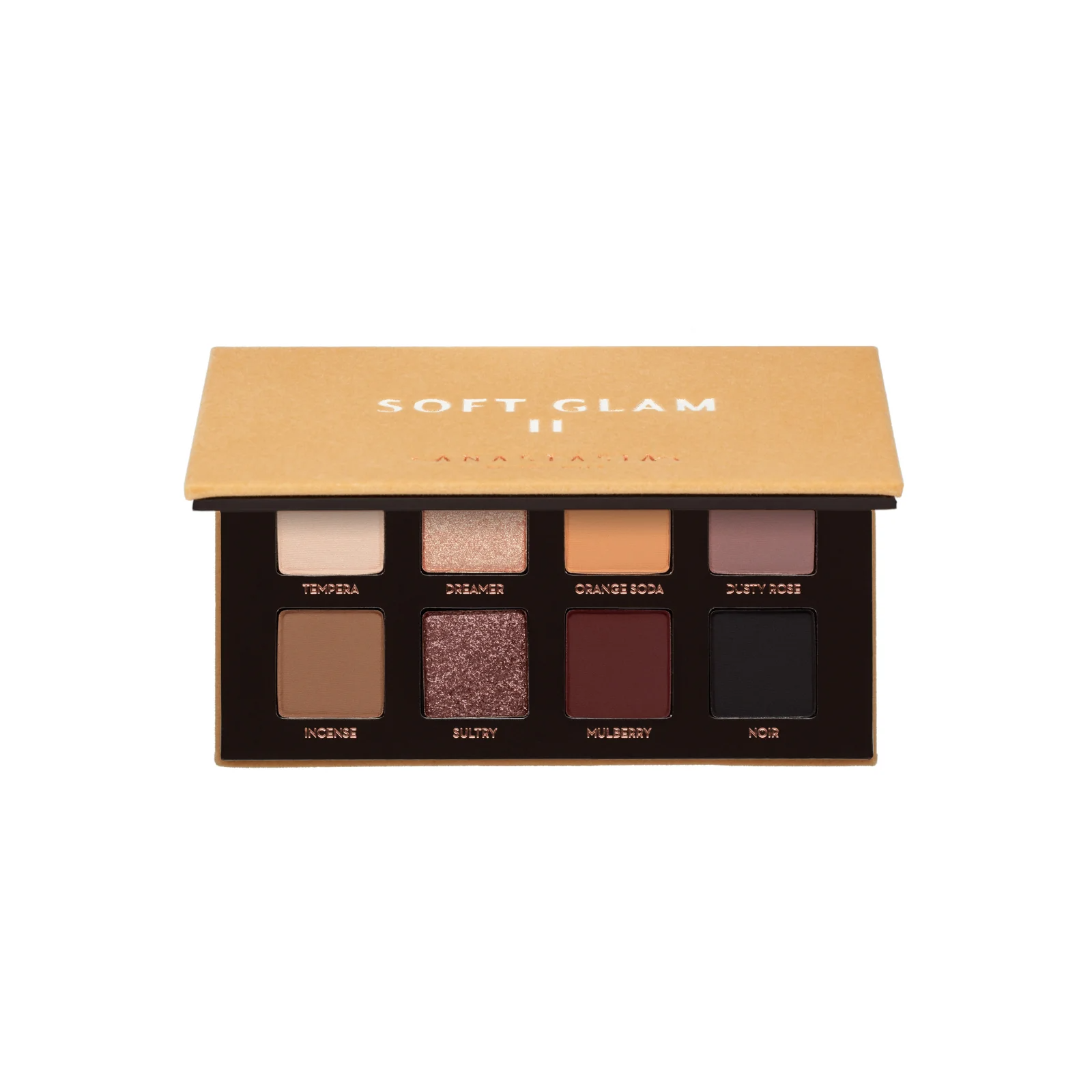 ANASTASIA BEVERLY HILLS Soft Glam II Mini Eyeshadow Palette, eyeshadow palette, London Loves Beauty