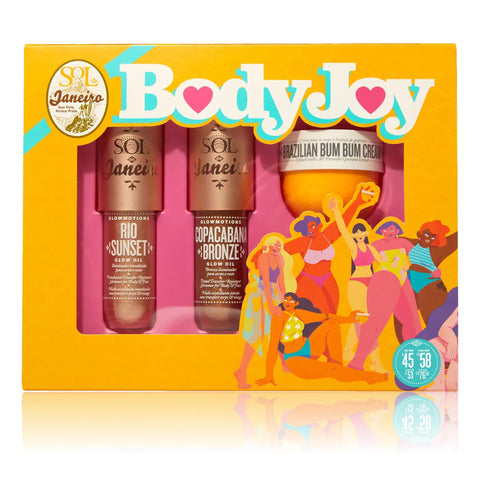 SOL DE JANEIRO Body Joy Set, Set, London Loves Beauty