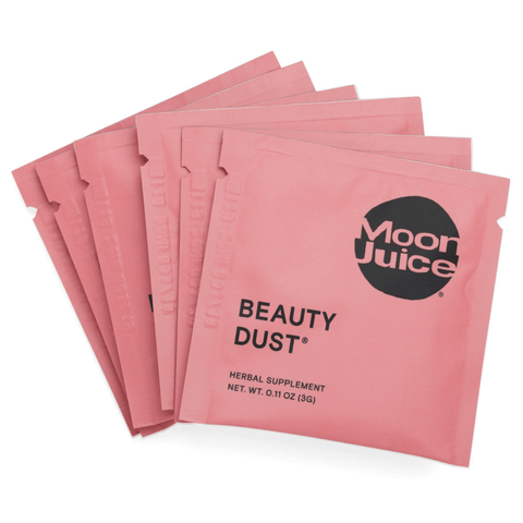MOON JUICE Beauty Dust Sachets, 12 x 0.11 oz, Supplements, London Loves Beauty