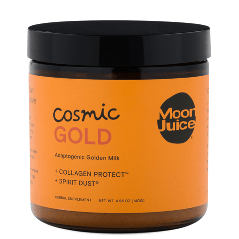 MOON JUICE Cosmic Gold, 4.95 oz |140 g, Supplements, London Loves Beauty