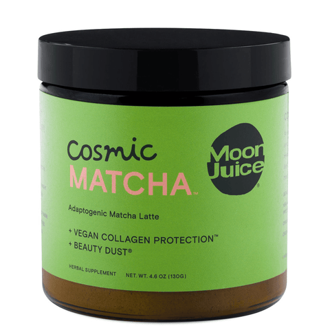 MOON JUICE Cosmic Matcha, 4.6 oz/130 g, Supplements, London Loves Beauty