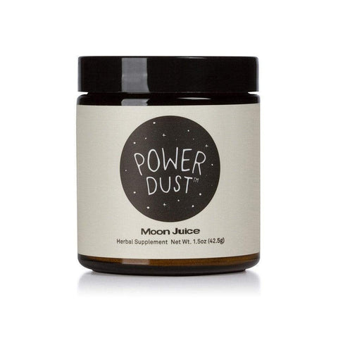 MOON JUICE Power Dust - new blend, 1.5oz, Supplements, London Loves Beauty