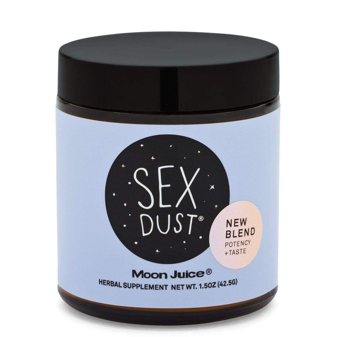 MOON JUICE Sex Dust, 1.5oz, Supplements, London Loves Beauty