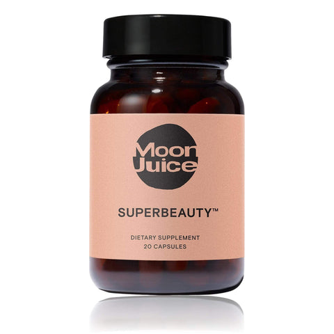 MOON JUICE SuperBeauty™ Antioxidant Skin Protection - 20 capsules, Supplements, London Loves Beauty