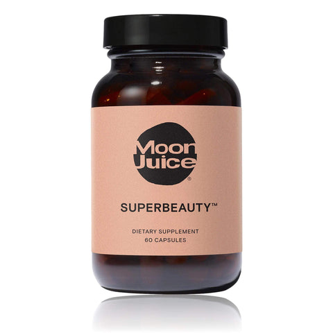 MOON JUICE SuperBeauty™ Antioxidant Skin Protection - 60 capsules, Supplements, London Loves Beauty