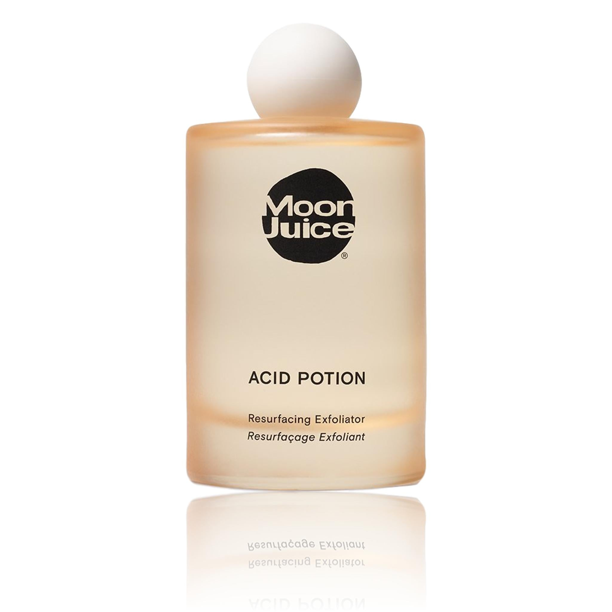 MOON JUICE Acid Potion Resurfacing Exfoliator, Skin Care, London Loves Beauty