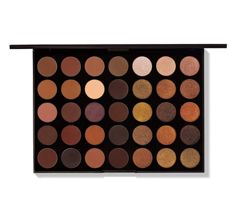 Morphe Eyeshadow Morphe 35R Ready, Set, Gold Eyeshadow Palette