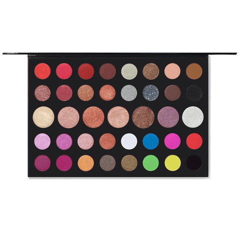 Morphe 39L Hit The Lights Artistry Palette, Eyeshadow, London Loves Beauty