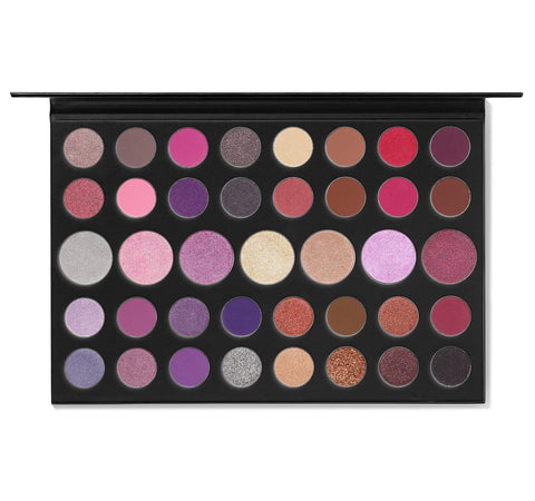 Morphe 39S Such A Gem Artistry Palette, Eyeshadow, London Loves Beauty