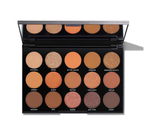 Morphe eyeshadow palette Morphe 15D Day Slayer Eyeshadow Palette