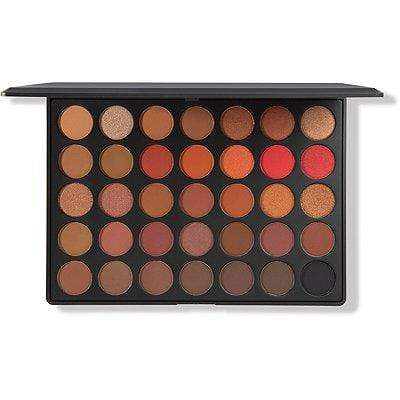 Morphe eyeshadow palette MORPHE 35O2 Second Nature Eyeshadow Palette