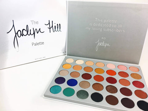MORPHE Jaclyn Hill Eyeshadow Palette, eyeshadow palette, London Loves Beauty