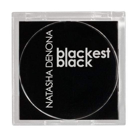 NATASHA DENONA Blackest Black Shadow Matte, Eyeshadow, London Loves Beauty