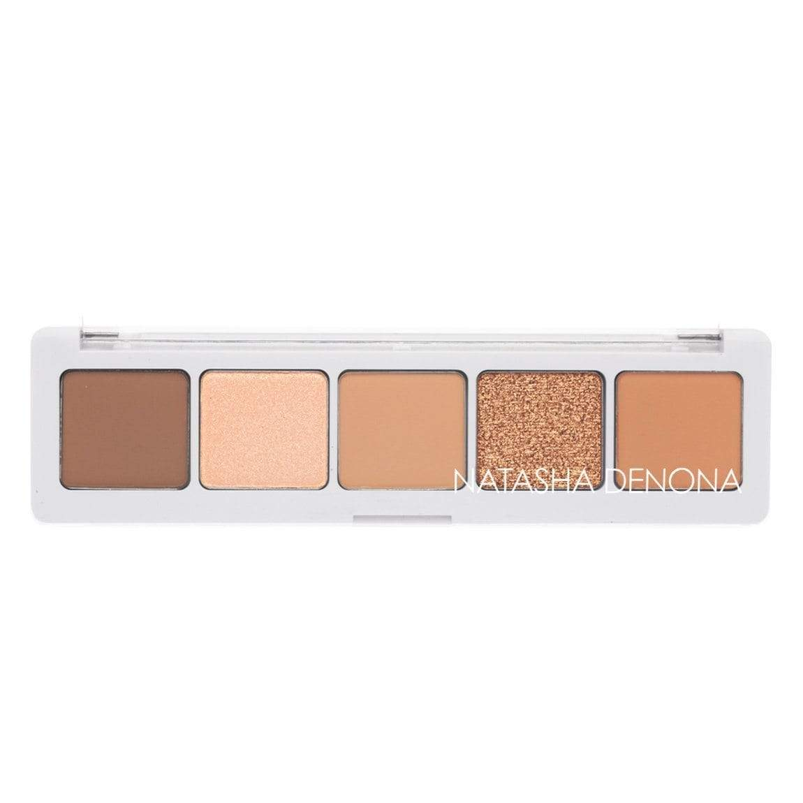 NATASHA DENONA Camel Palette, eyeshadow palette, London Loves Beauty