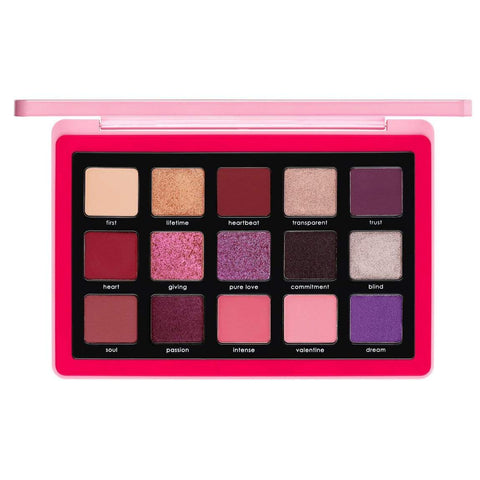 NATASHA DENONA Love Palette, eyeshadow palette, London Loves Beauty