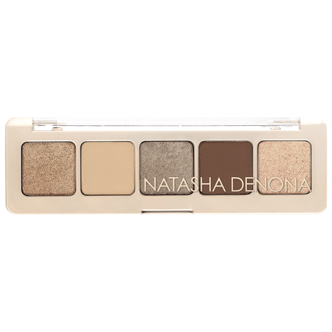 NATASHA DENONA Mini Glam Eyeshadow Palette, eyeshadow palette, London Loves Beauty