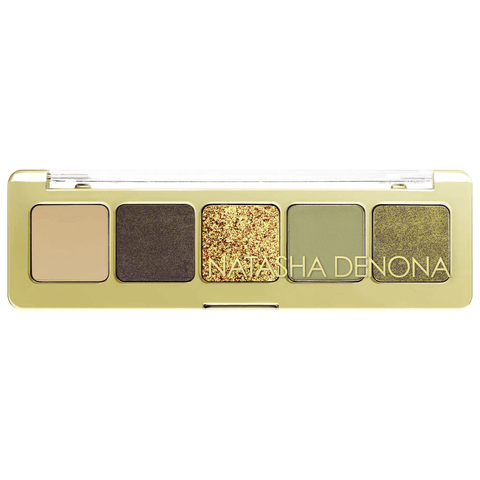 NATASHA DENONA Mini Gold Eyeshadow Palette, eyeshadow palette, London Loves Beauty