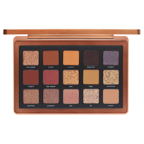 NATASHA DENONA Bronze Eyeshadow Palette, eyeshadow palette, London Loves Beauty