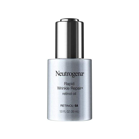 Neutrogena Rapid Wrinkle Repair Oil, 30ml, face oil, London Loves Beauty