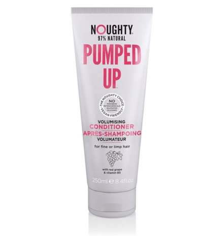 Noughty Pumped Up Conditioner, 250ml, conditioner, London Loves Beauty