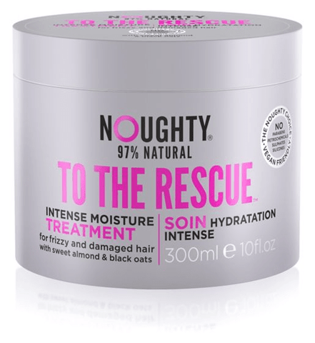 Noughty To The Rescue Hair Mask, 300ml, hair mask, London Loves Beauty