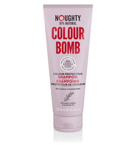 Noughty Colour Bomb Shampoo, 250ml, shampoo, London Loves Beauty
