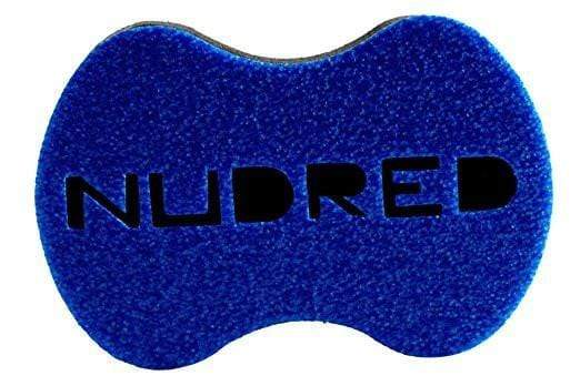 Nudred Hair The NUDRED Natural Hair Care System - The Original Hair Sponge - Blue