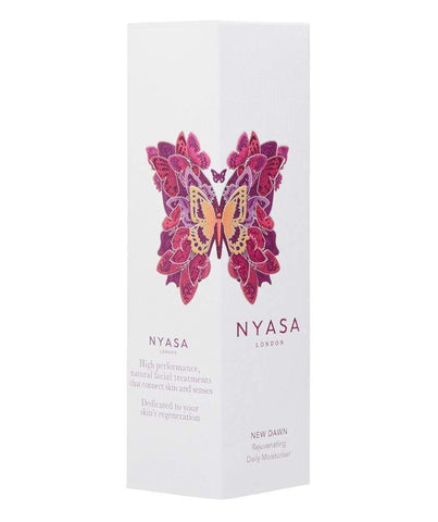 Nyasa Skin Care Nyasa New Dawn Rejuvenating Daily Moisturiser (50ml)
