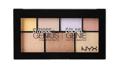 NYX Strobe of Genius, highlighter, London Loves Beauty