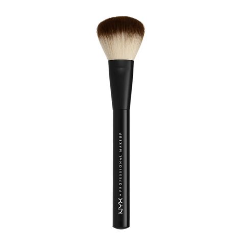 NYX Professional Makeup Pro Brush 02 Powder, powder brush, London Loves Beauty
