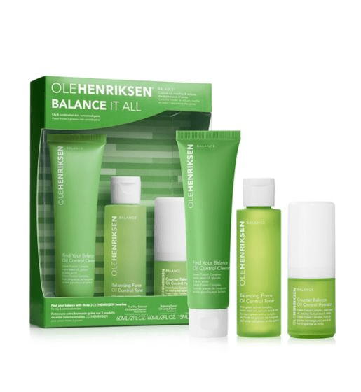 Ole Henriksen Skin Care Ole Henriksen Balance It All – Oil Control and Pore-Refining Set