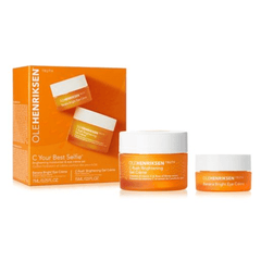 Ole Henriksen skin set Ole Henriksn C Your Best Selfie™ Brightening Moisturizer & Eye Crème Set