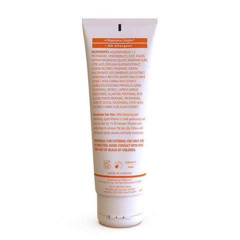 Oz Naturals Face Masks OZNaturals Vitamin C + Sea Hydration Mask