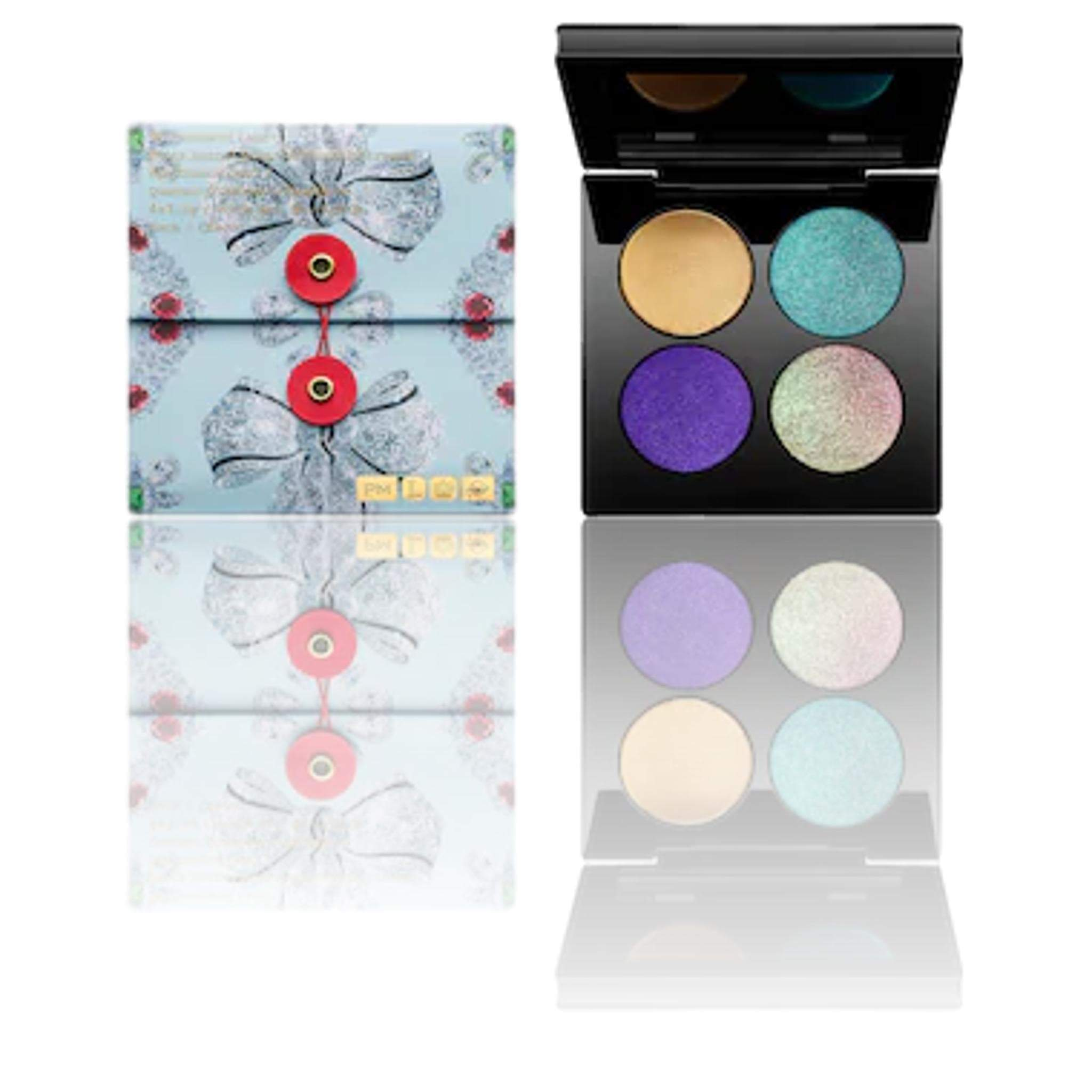 PAT MCGRATH LABS eyeshadow palette PAT MCGRATH LABS Blitz Astral Quad Eyeshadow Palette - Nocturnal Nirvana